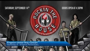 Global News Morning previews the United Way Benefit concert Rockin' The Big House