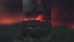 B.C. fire danger rating climbs