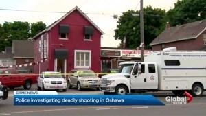 Man, 24, dead in overnight shooting in Oshawa