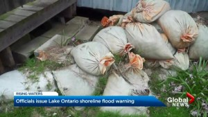 Ward's Island residents keep eyes on rising Lake Ontario