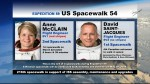 Timelapse: Canadian and American astronauts begin 6.5-hour spacewalk