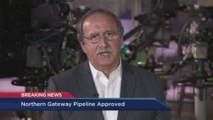 Northern Gateway decision: Art Sterritt