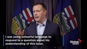 Alberta UCP leader says he doesn't think prime minister knows what's going on with Kinder Morgan
