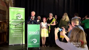 P.E.I. becomes latest province to go blue, but Greens come in 2nd causing shift in Canadian politics