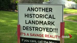 Concerned citizens pushing to stop heritage demolitions