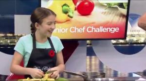 Trail Appliances Jr. Chef Challenge: winner announcement