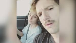 Ashton Kutcher, Mila Kunis mock tabloid magazine claiming they've split