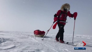 Calgary climber returns from Antarctica after completing Seven Summits quest
