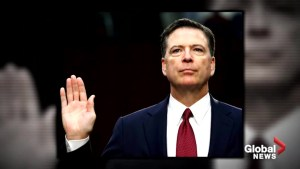 James Comey 'didn't know' FBI investigators on Clinton email investigation had sent texts about Trump