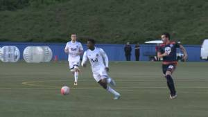 Could Alphonso Davies one day a Whitecap?