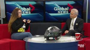 Alberta Motorcycle Safety Society shares tips for Edmonton drivers