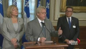 Barrette proposes regulation for seniors