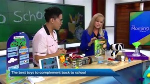 The best toys to complement back to school