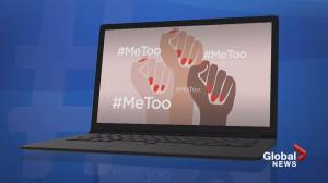 Legal experts urge caution when posting online amid #MeToo movement