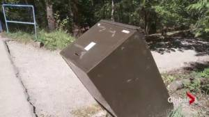 Bear proof garbage cans could make a difference