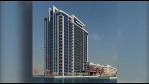 Residents, developer argue heritage versus height at Kingston Planning Committee meeting