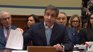 Trump told me to threaten his schools, lie about Vietnam: Michael Cohen