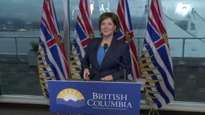 Presser: Christy Clark announces what's next following deal made by NDP, BC Green Party