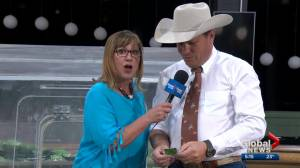 Calgary Stampede Lotteries 2018: Truck and fifth wheel
