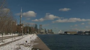 Deep freeze comes to an end in GTA
