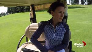 Making history: Ashley Zibrik becomes the first female head professional at Shaughnessy
