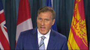 How the Liberals could benefit from Bernier quitting Conservatives