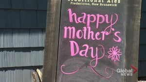 Mother's Day in Saint John