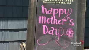 Mother's Day in Saint John