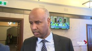 Hussen accuses Conservatives over 'playing games' over possible delay to budget speech
