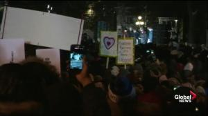 Victims of Quebec City mosque shooting remembered during vigil