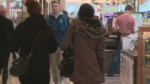 Lethbridge shoppers racing to find last-minute gifts on anticipated busiest shopping day