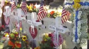 Third person connected to U.S. mass shooting takes life
