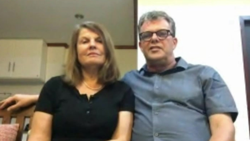 Click to play video: 'Canadians once detained in China speak about their horrifying ordeal'