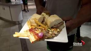 University of Saskatchewan staff keeping Roughriders fed