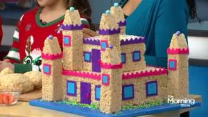 Add a twist to your holiday treats with Kellogg's Rice Krispies #TreatsForToys