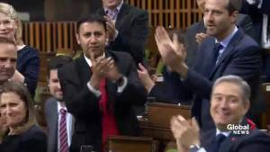 House of Commons breaks out into Raptors cheer amid historic championship win