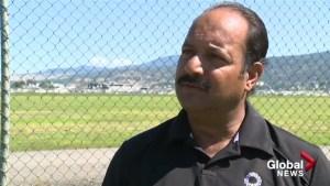 Sam Samaddar Kelowna Airport Director