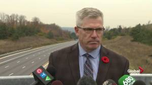 More vehicles, more distractions, more pressures in trucking industry: OPP on Hwy 400 crash