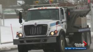 Edmonton expands anti-icing pilot project this winter