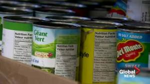 Study shows high number of children used Lethbridge's Interfaith Food Bank in March 2018