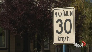 Airdrie mayor calls 30 km/h speed limit a 'no brainer' for Calgary residential streets