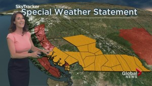 BC Evening Weather Forecast: Aug 6