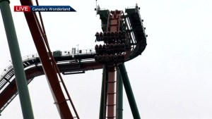 Global's Anthony Farnell introduces us to world's tallest, fastest dive coaster at Canada's Wonderland