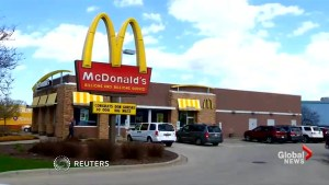 McDonald's salads linked to foodborne illness