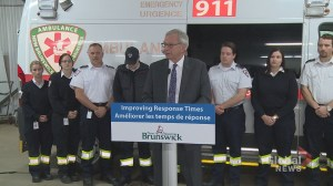 N.B. premier unveils 'fundamental reforms' to improve ambulance response times