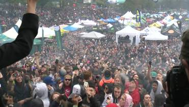 Vancouver 4/20 celebrations cost taxpayers more than half a