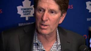 Babcock looking for someone to fill Leafs leadership void left by Phaneuf trade