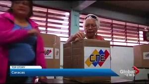 Prime Minister Trudeau condems Venezuela snap election