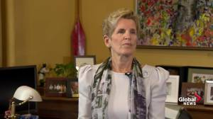 'It has happened at Queen's Park': Premier Wynne on sexual assault