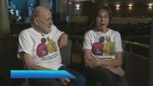 40 years of singing with Sharon and Bram